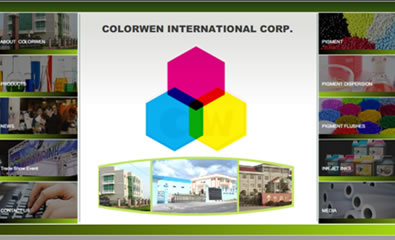 Colorwen International Corp_¾ï¤l³n¥óºô­¶³]­p°ª¶¯